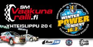 2018 SM Vaakuna-Ralli Winter Power Night