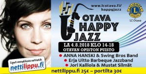 Otava Happy Jazz 4.8.2018