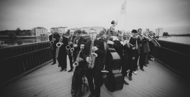 Savonlinna Big Band & Friends, joht. Teemu Takanen