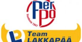 Lentopallon Mestaruusliigaa Team Lakkapää 18/19