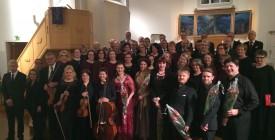 Pielinen Soi; Jouluoratorio –konsertti