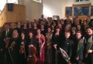 Jouluoratorio –konsertti, Joensuun kirkko