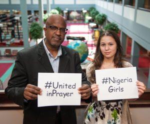 Campagna per ragazze nigeriane