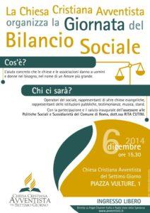 2014-11-18 - PRESENTAZIONE BILANCIO SOCIALE 6 DIC 04