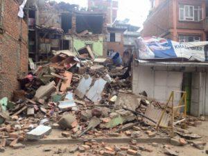 ADRA Nepal Earthquake