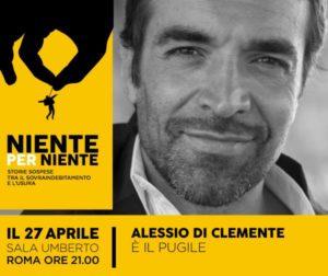 Niente per Niente_Alessio Di Clemente