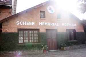 ospedale avventista in Nepal