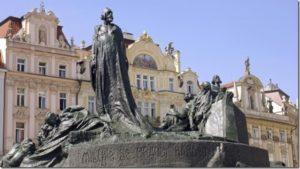 Protestantesimo -Jan Hus