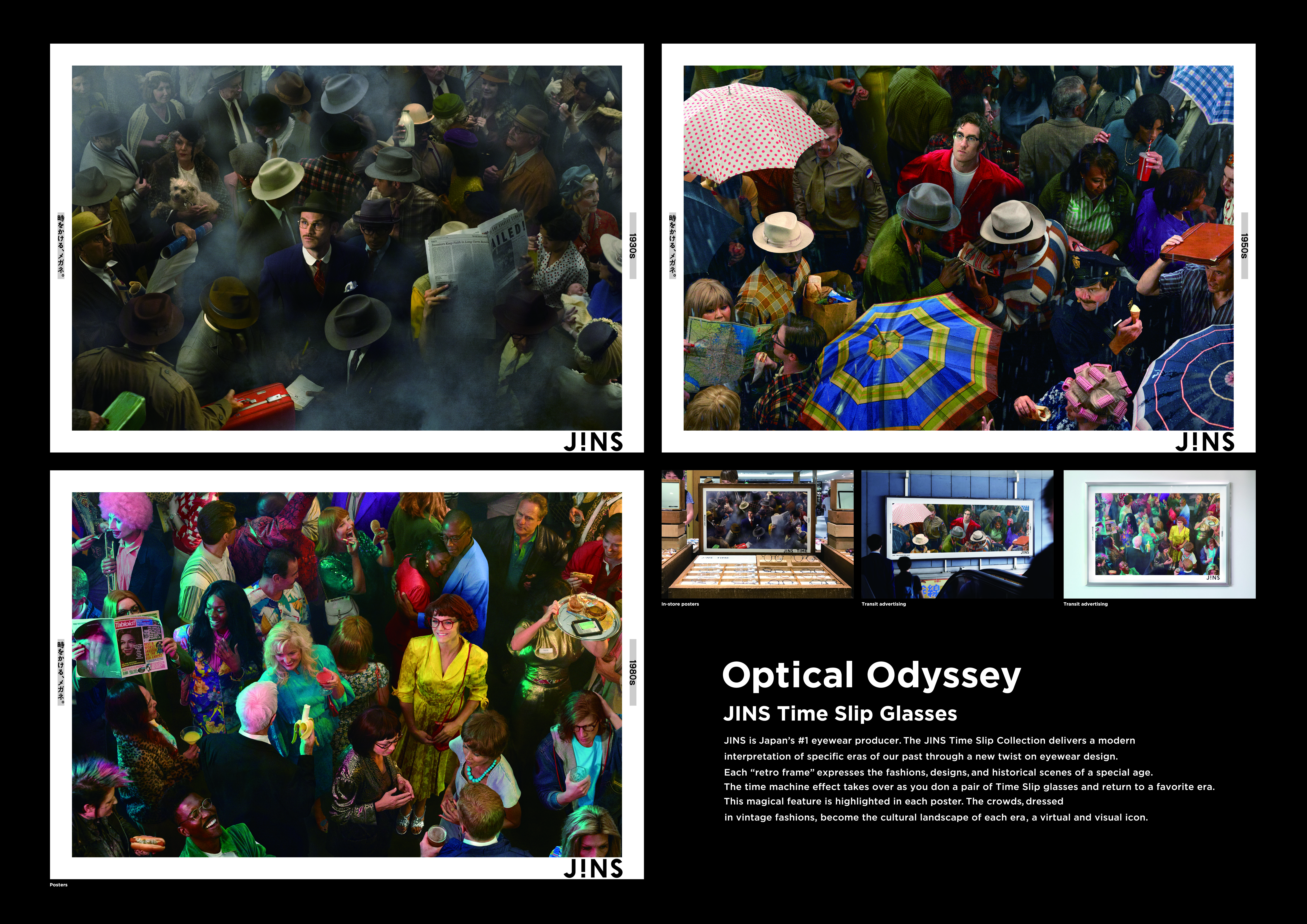 Optical Odyssey-support