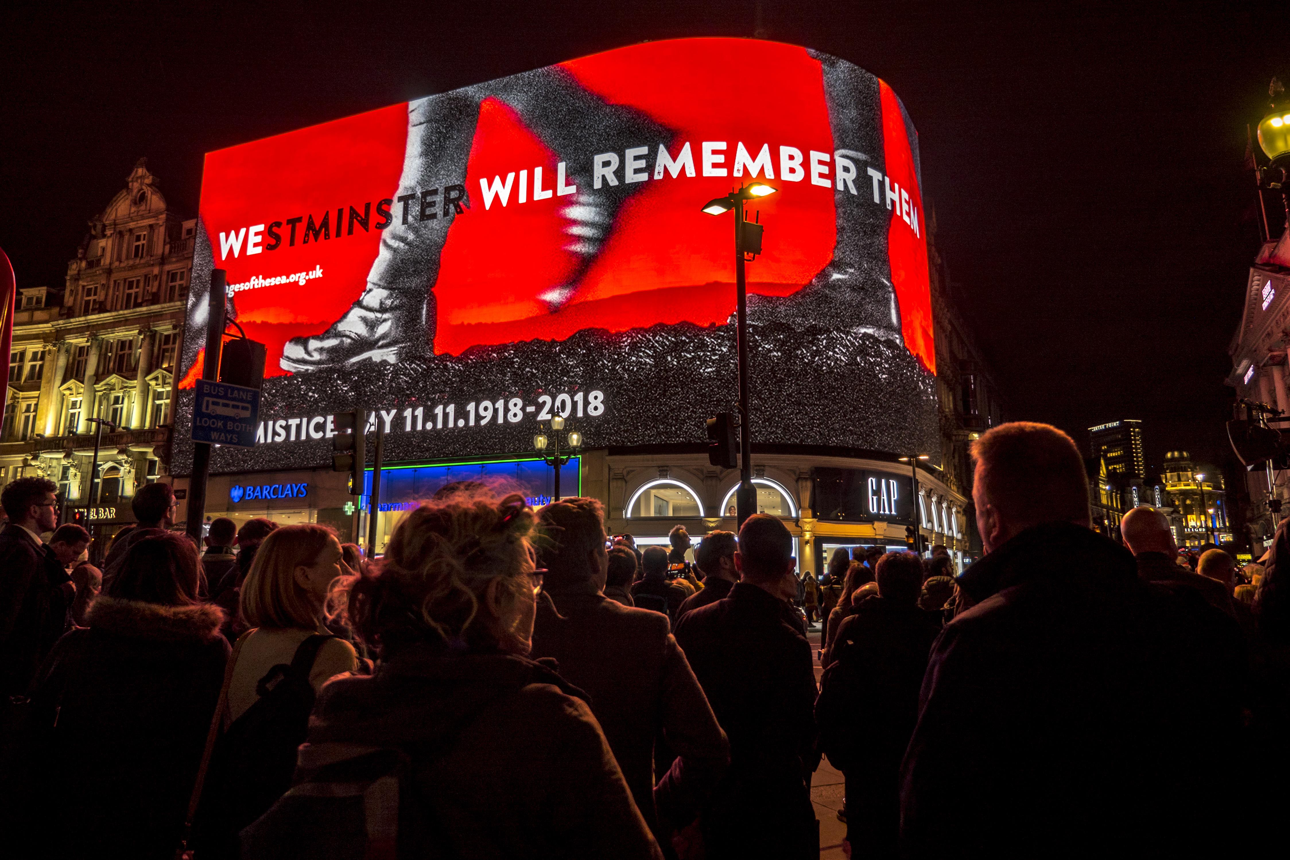 Armistice Centenary Commemorative screening