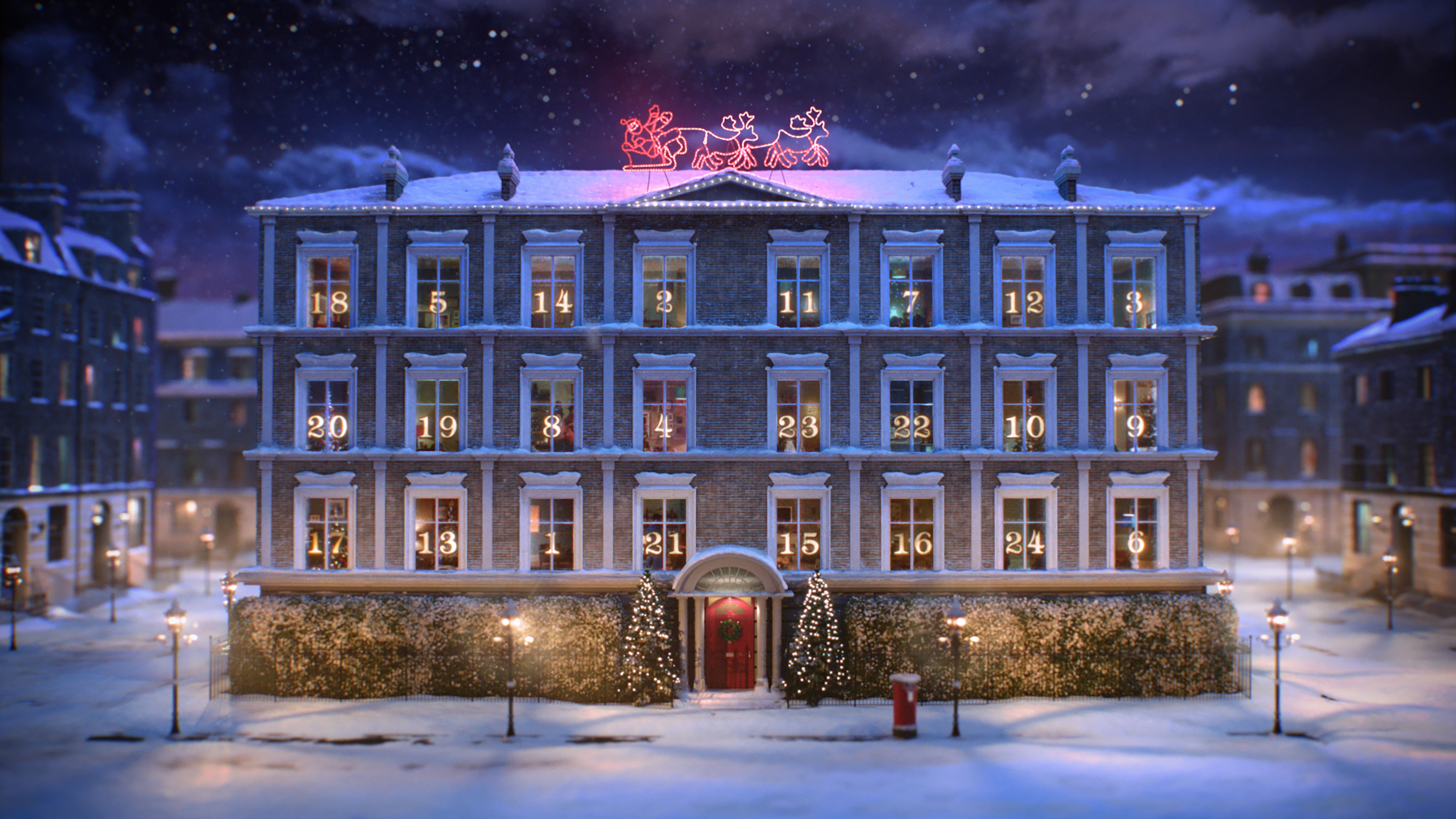Sky Cinema 'Magical Movie Mansion' 2018