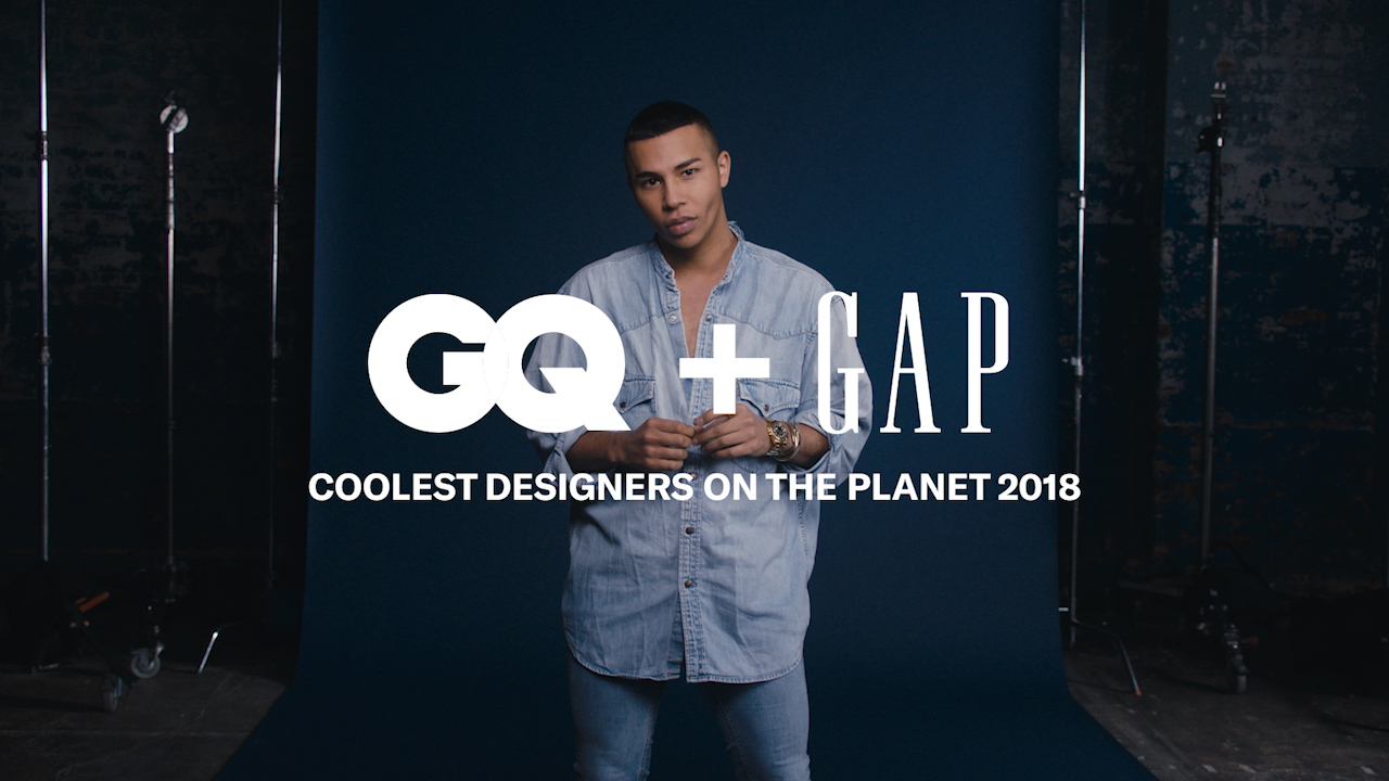 "GQ + GAP ""Coolest Designers on the Planet"""