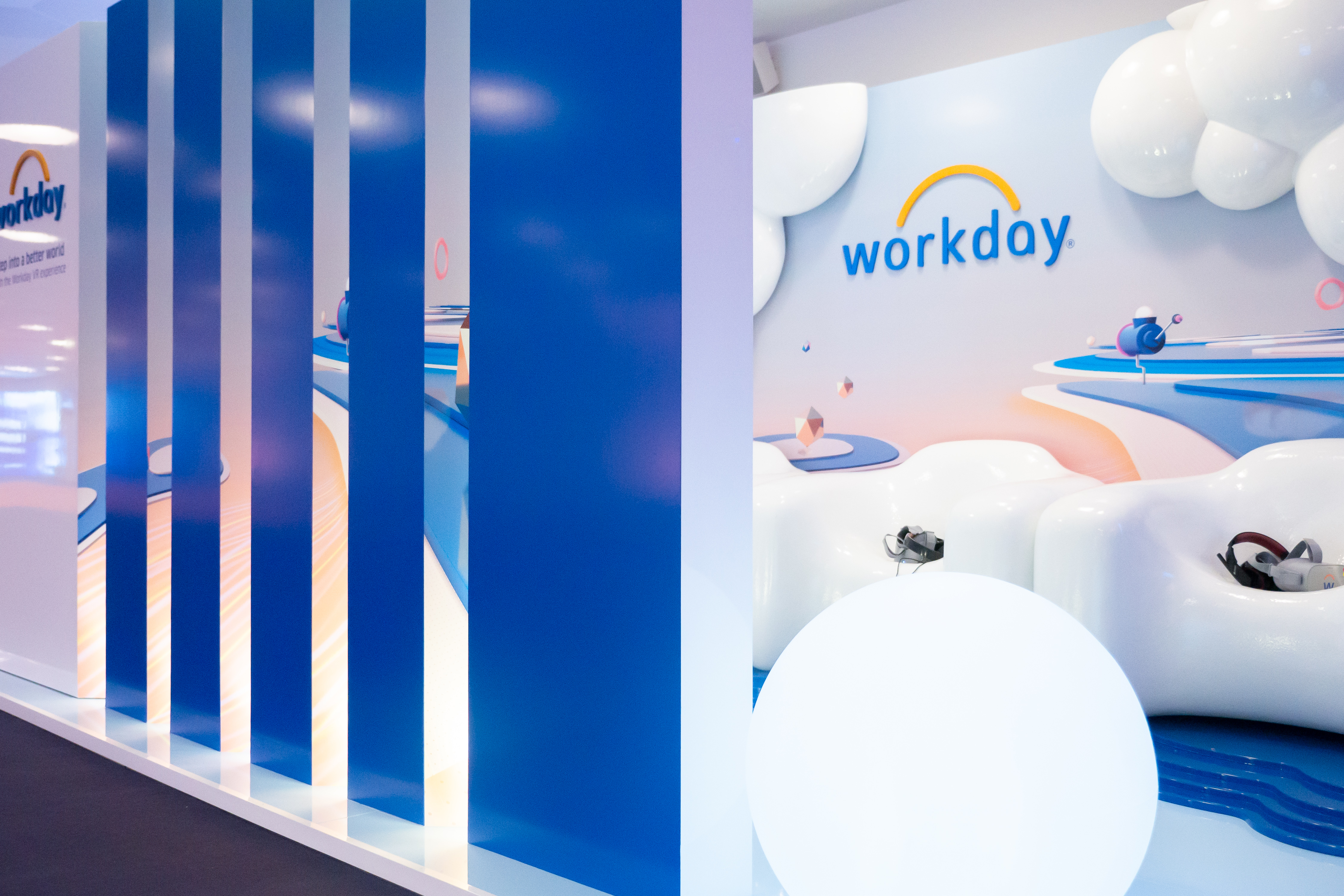 Step into the Workday World