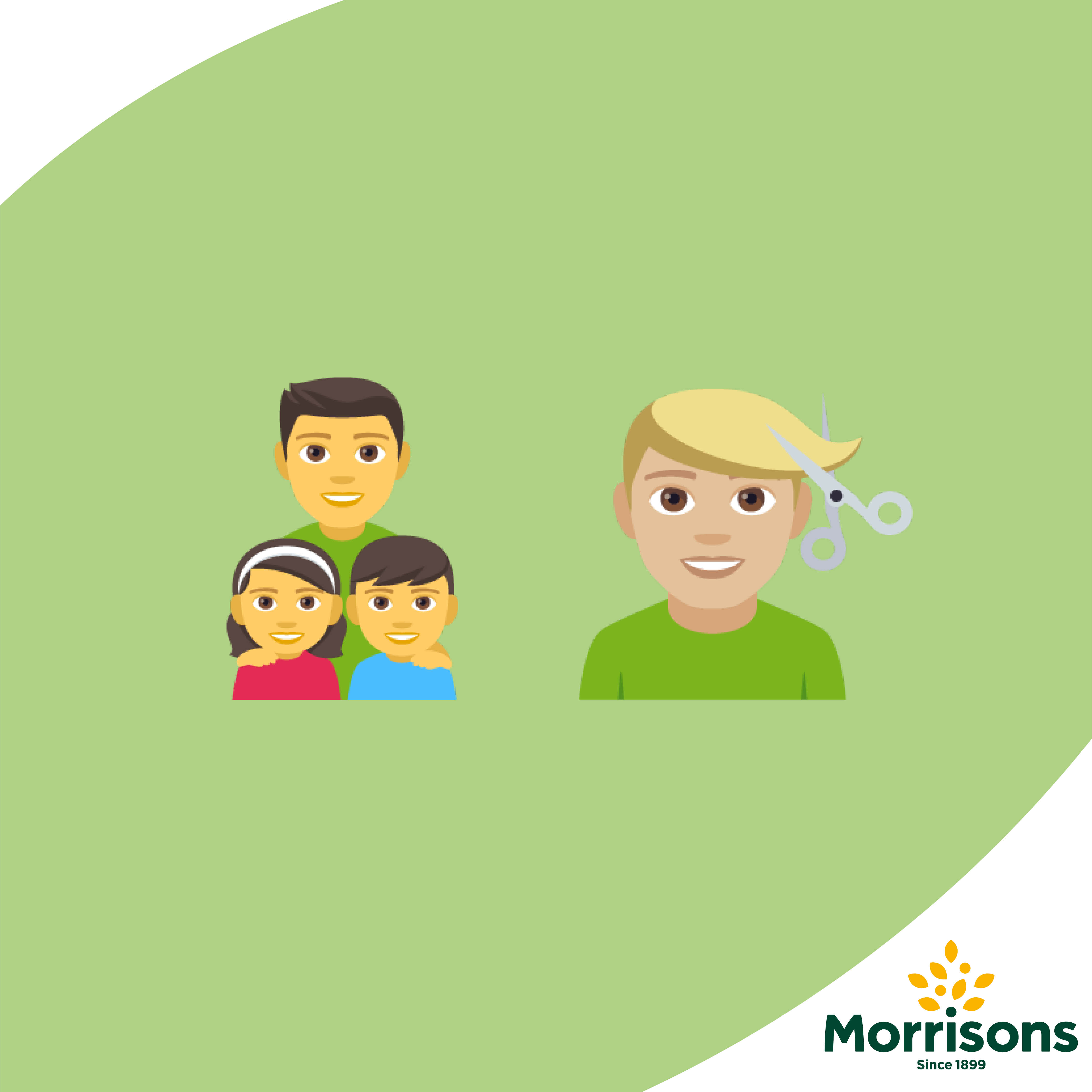 World Book Day for Morrisons