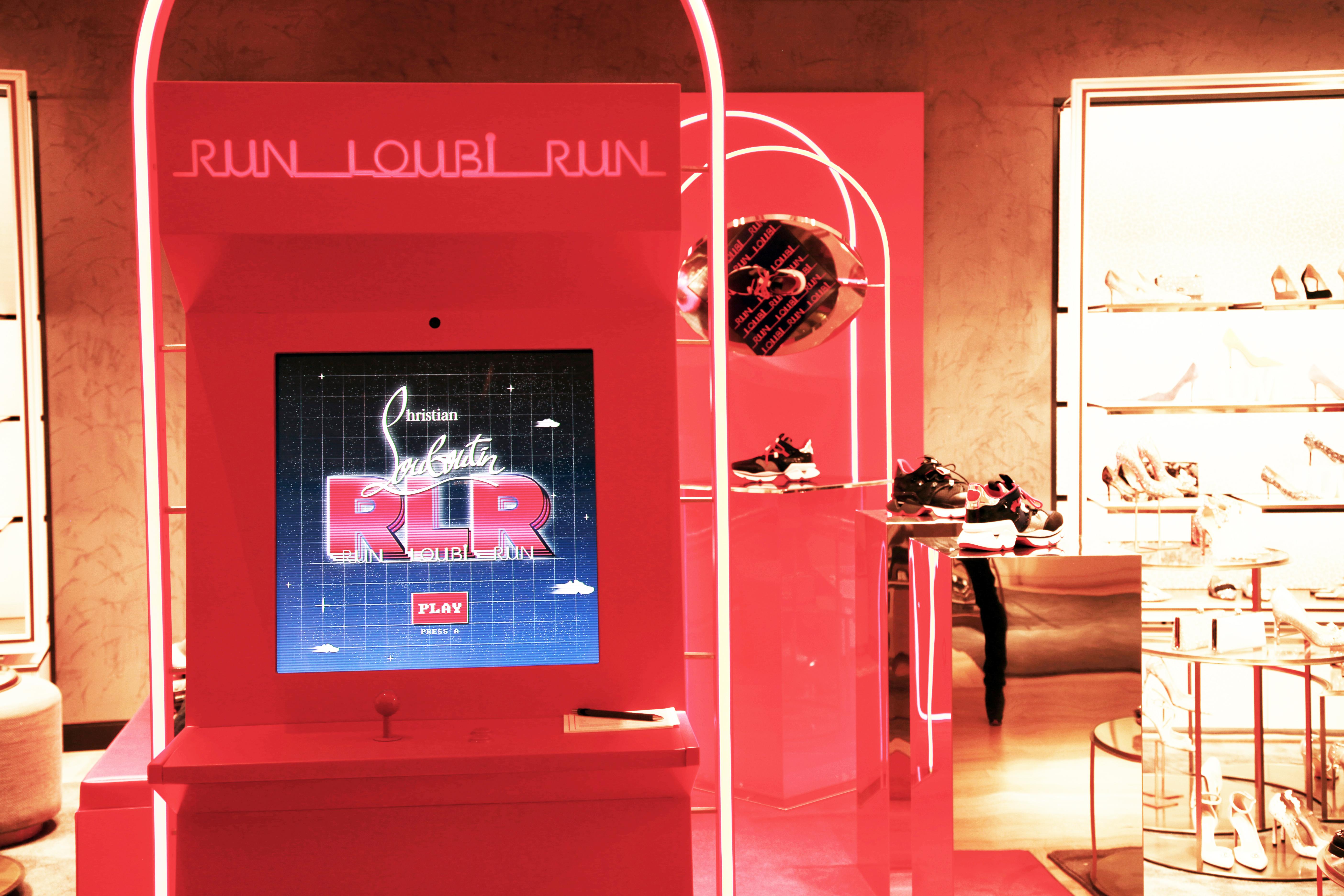 Christian Louboutin - Run Loubi Run