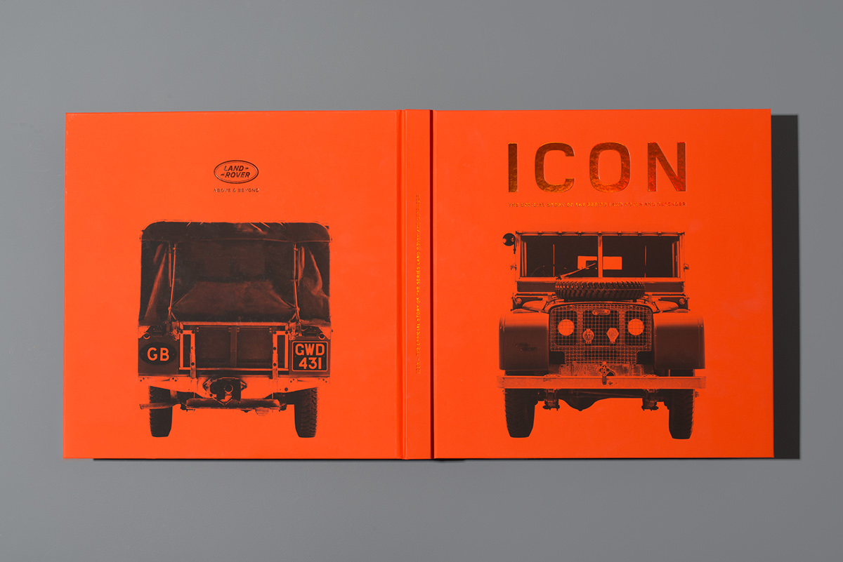 ICON, Land Rover