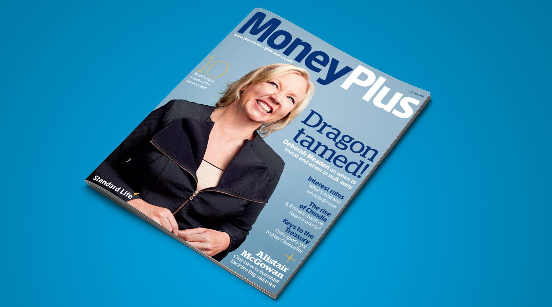 MoneyPlus Magazine for Standard Life