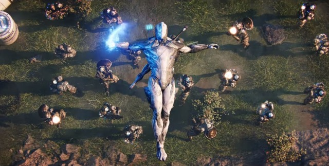 GREAT GUNS' DAN TRACHTENBERG directs trailer for Warframe
