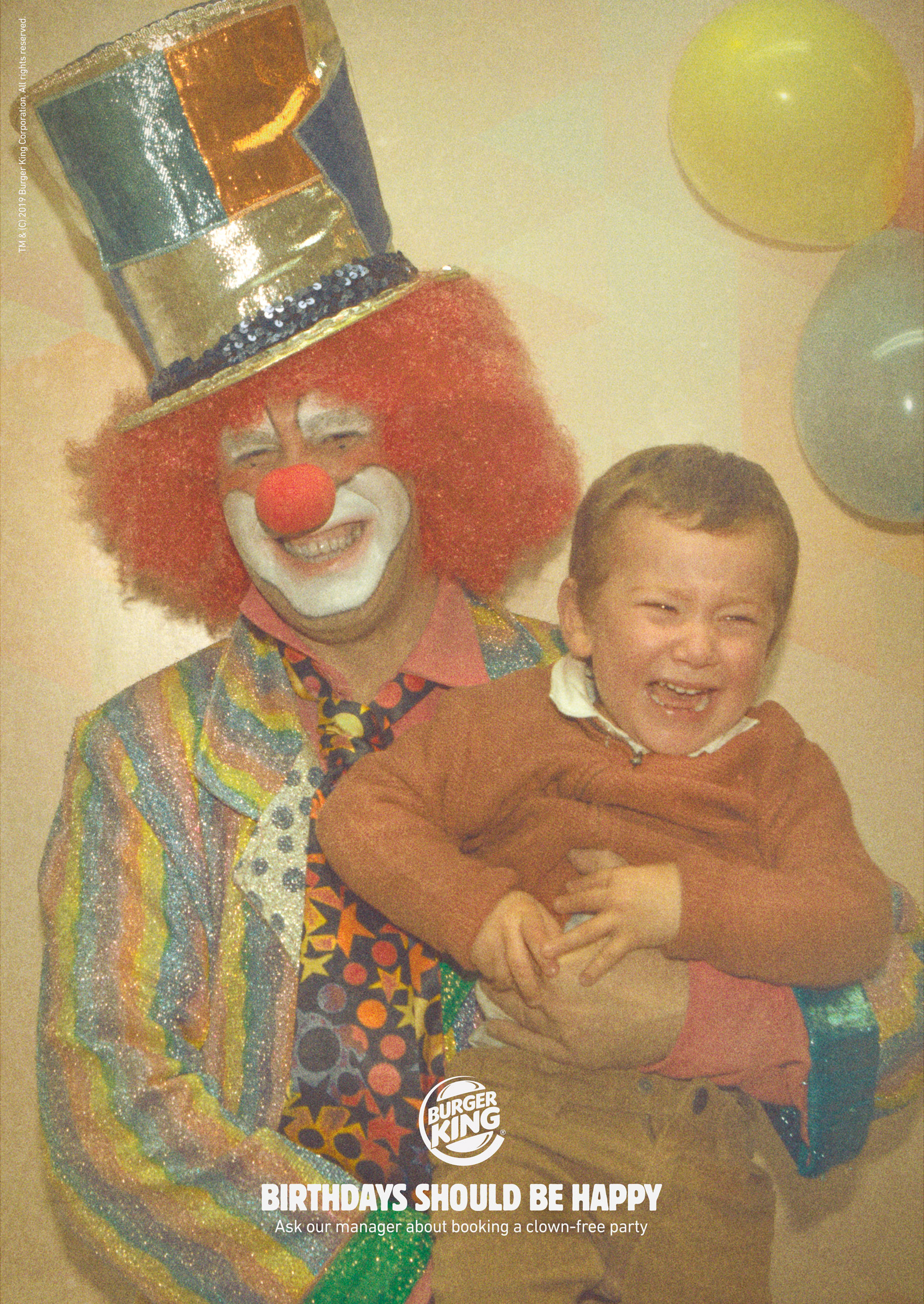Birthday Clowns