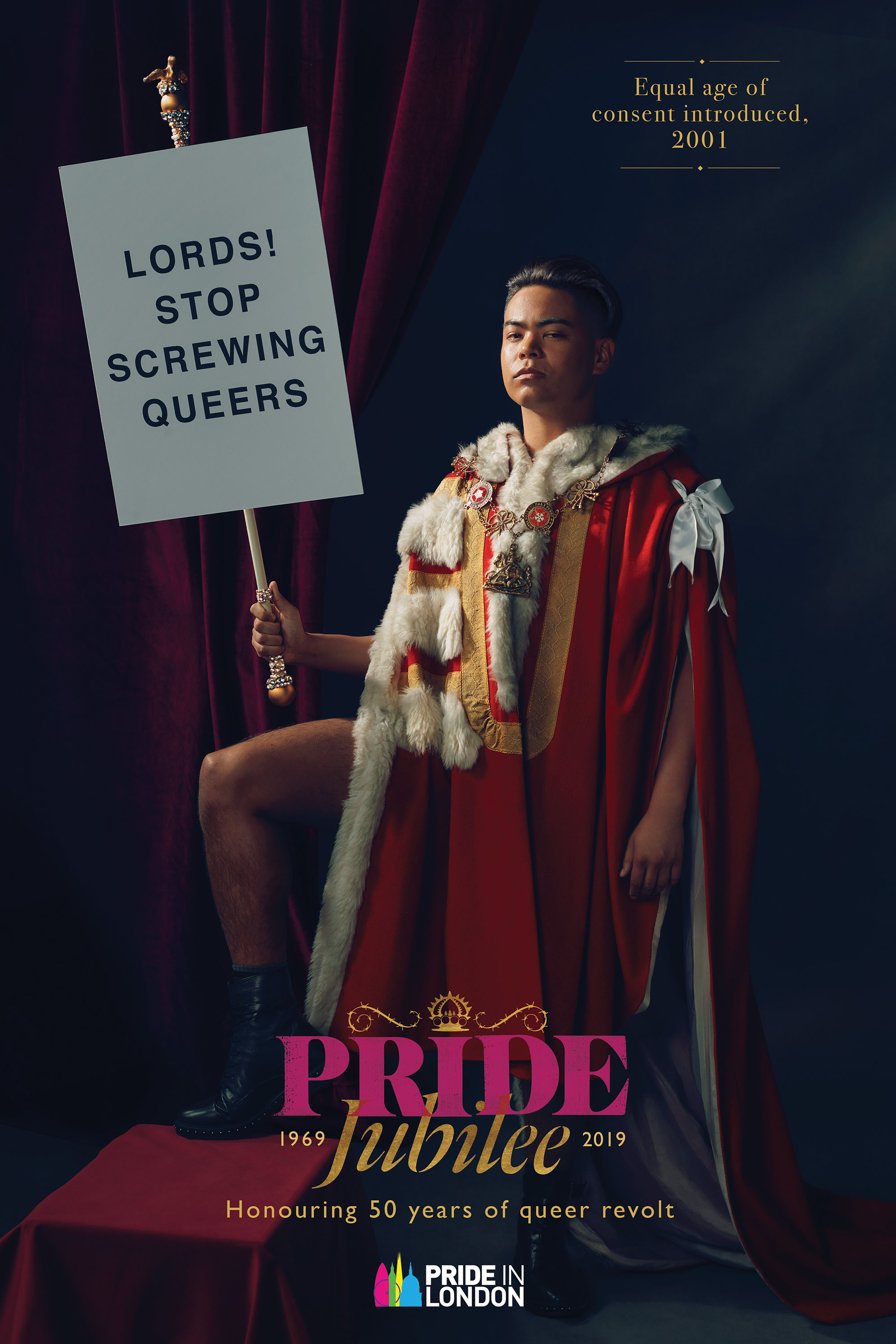 Pride in London - Pride Jubilee