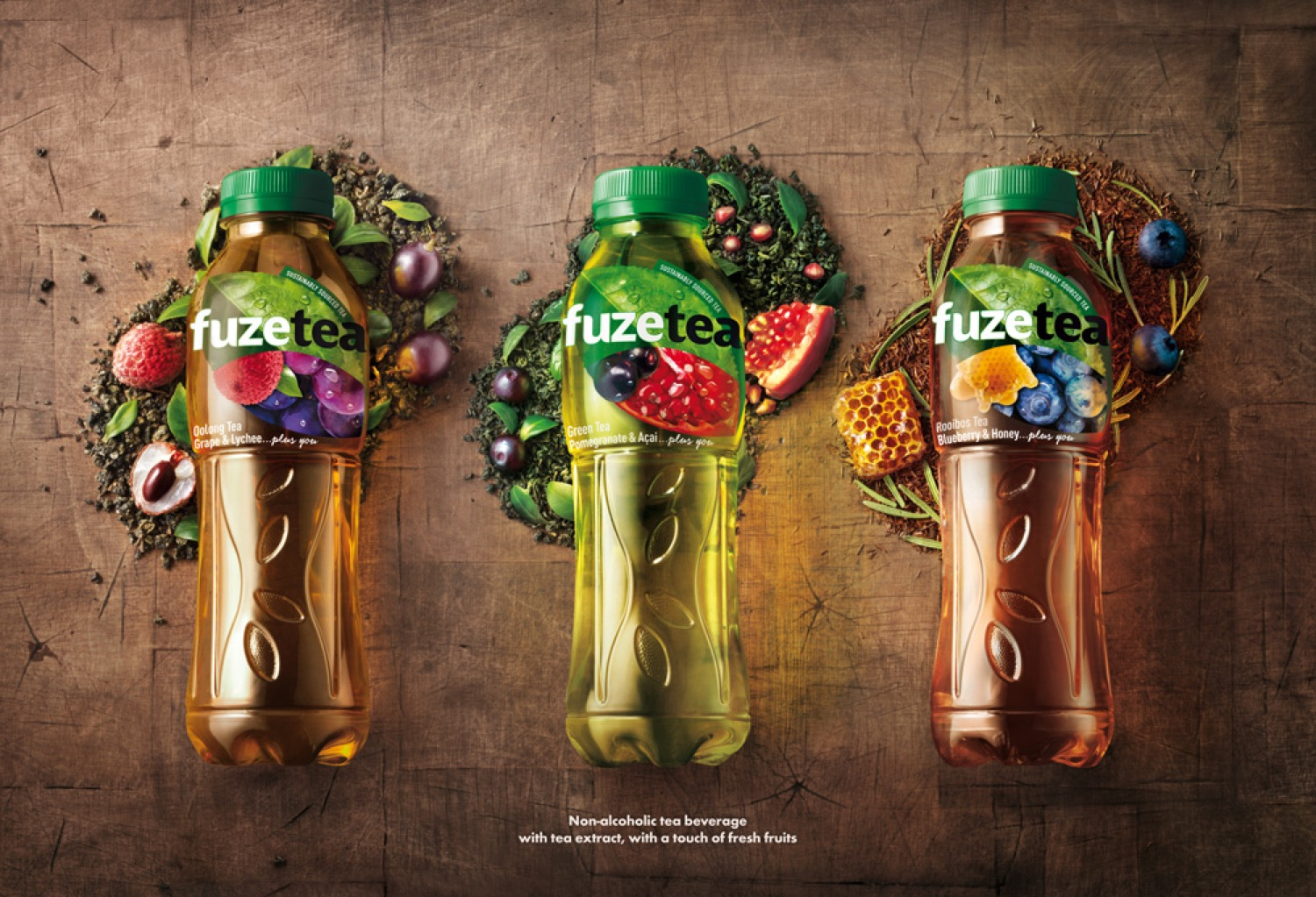 Fuze Tea - Intrinsic Campaign