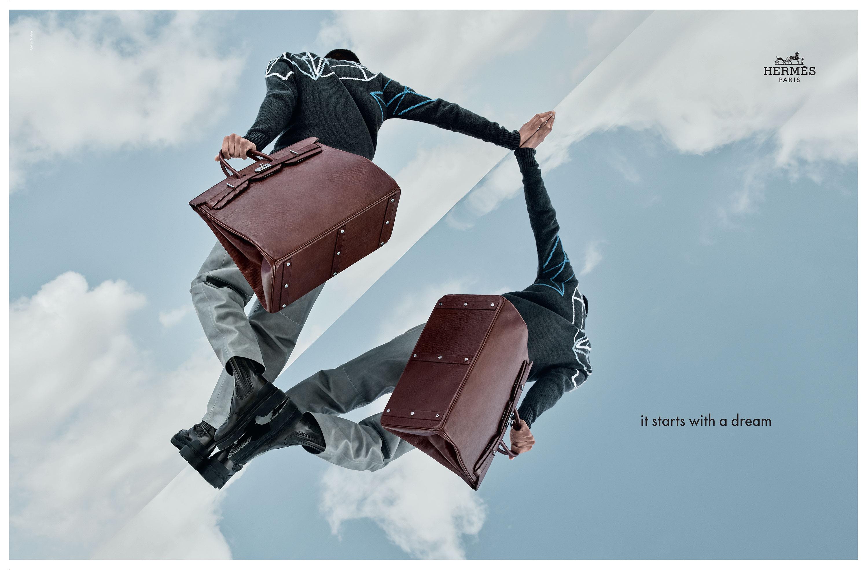 Hermès AW19 Campaign by Jonas Lindstroem | LBBOnline
