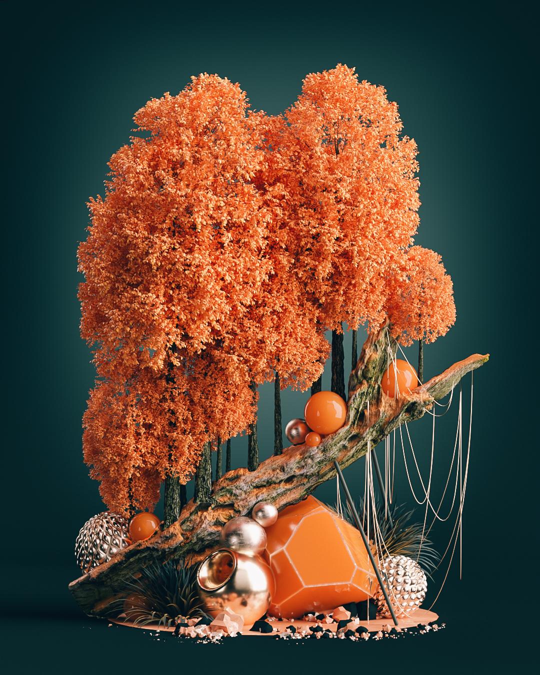 NERD: Nature's Orange - Roman Bratschi