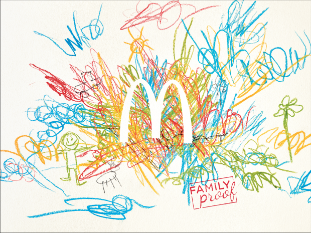 McDonalds France - Family Proof TBWA/Paris