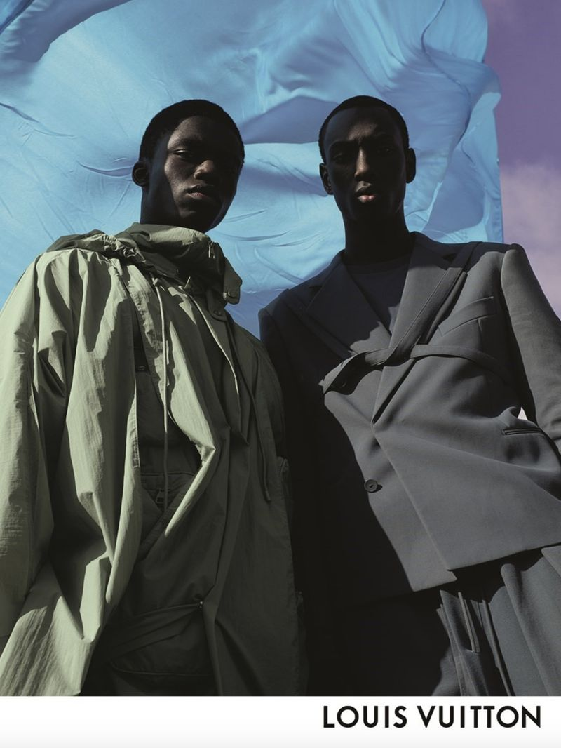 Louis Vuitton SS20 Campaign by Viviane Sassen