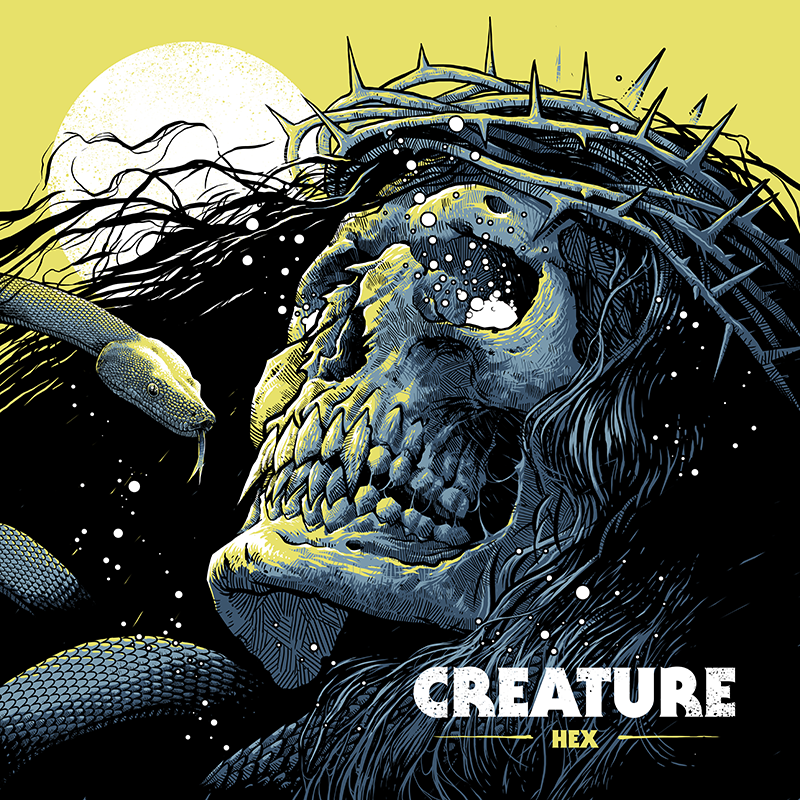 NERD: Creature EP - Luke Preece