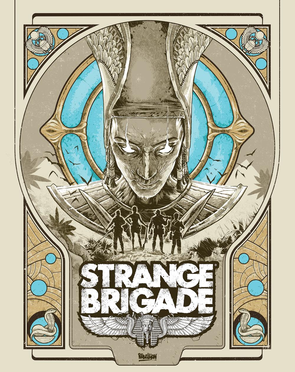NERD: Strange Brigade - Luke Preece