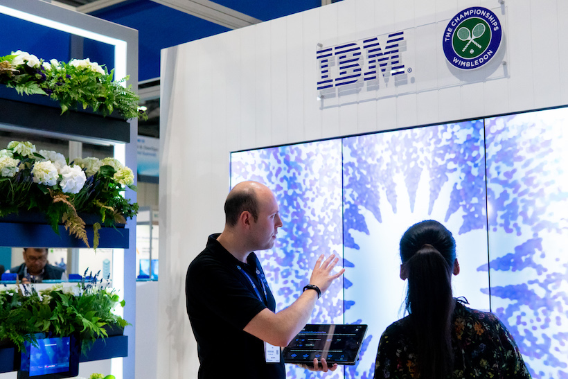 IBM Technology Garden - Wimbledon