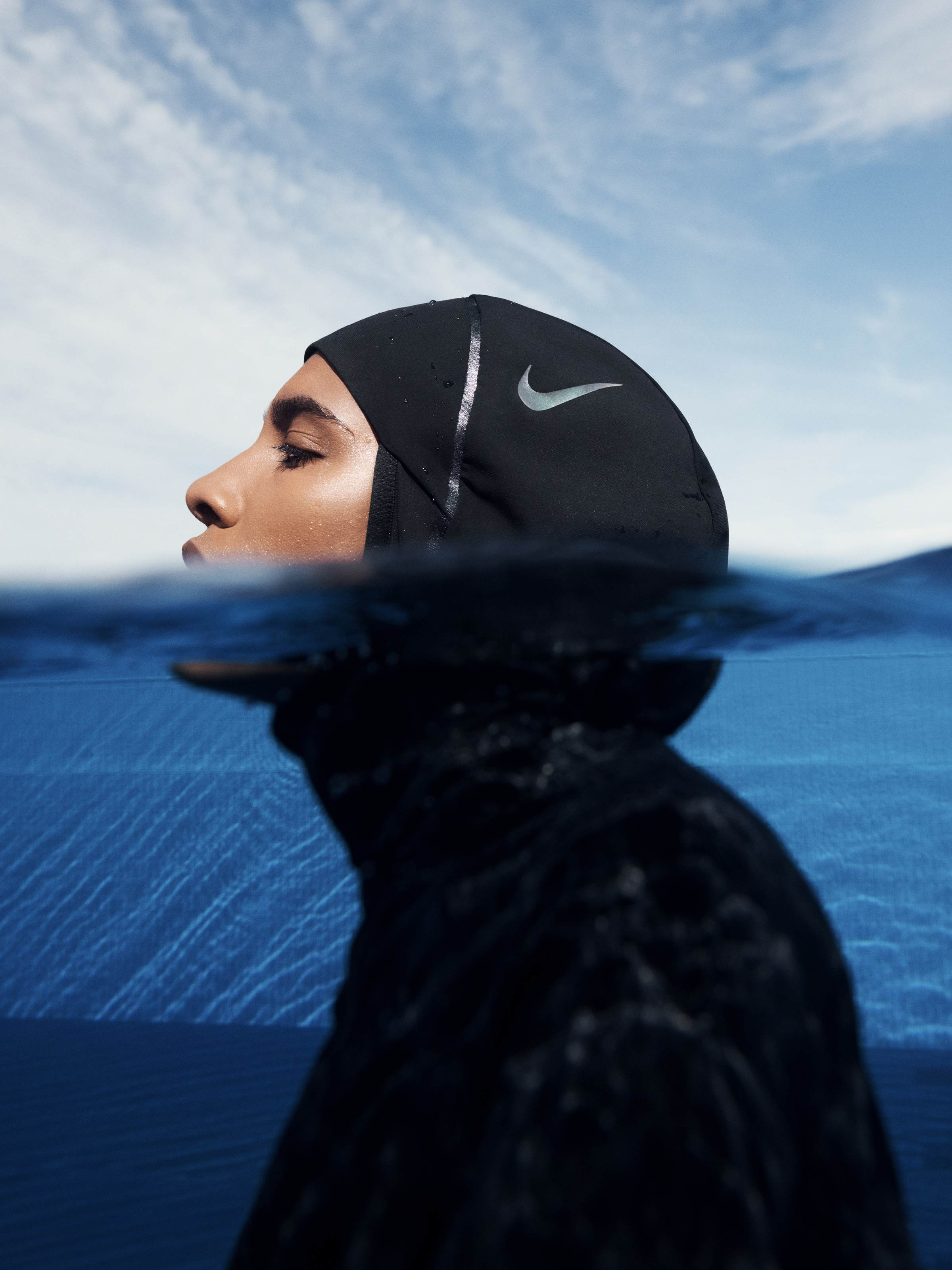 Nike Victory Swim Campaign