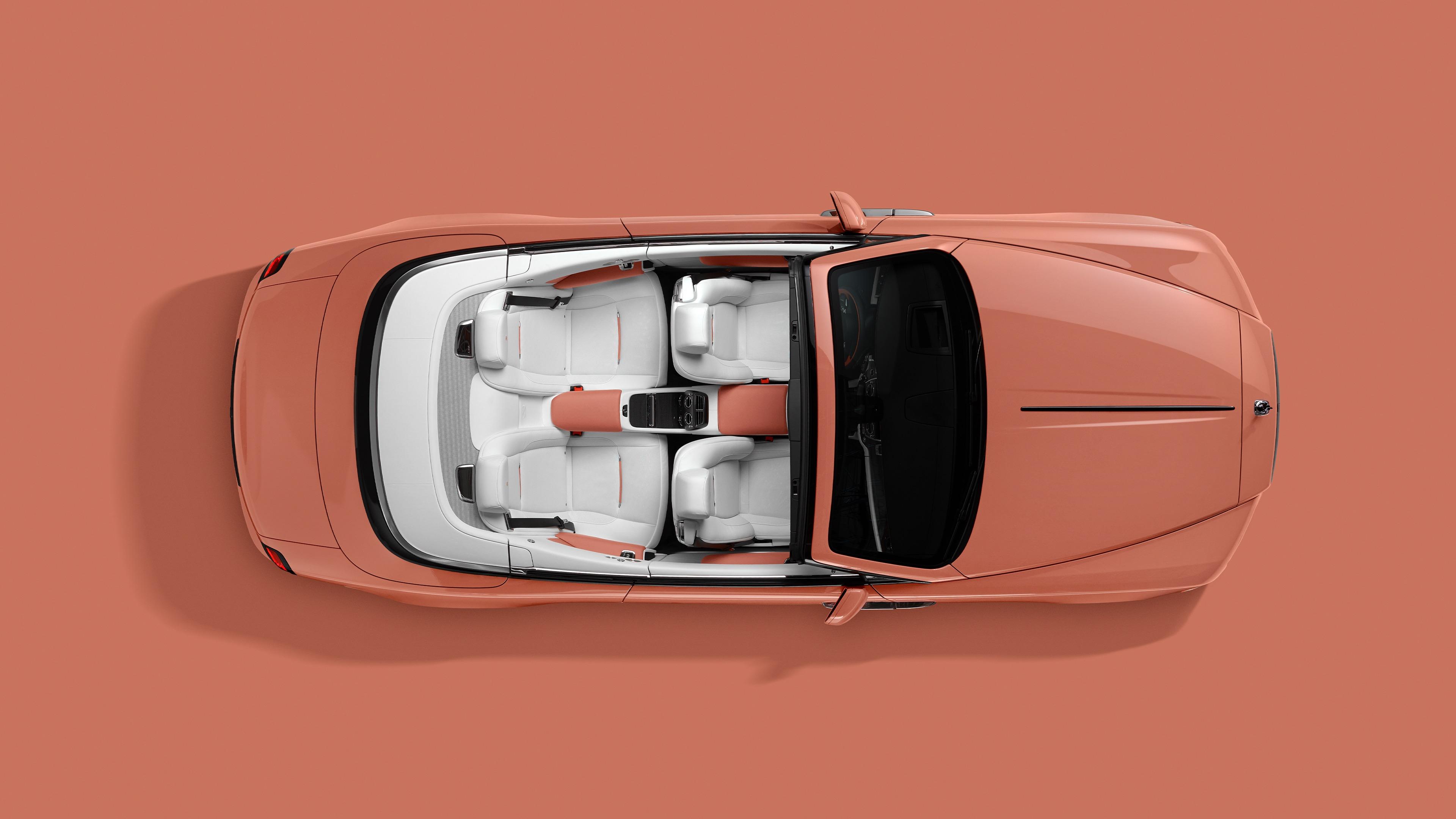 Rolls-Royce Motor Cars: Pebble Beach Pastel Collection