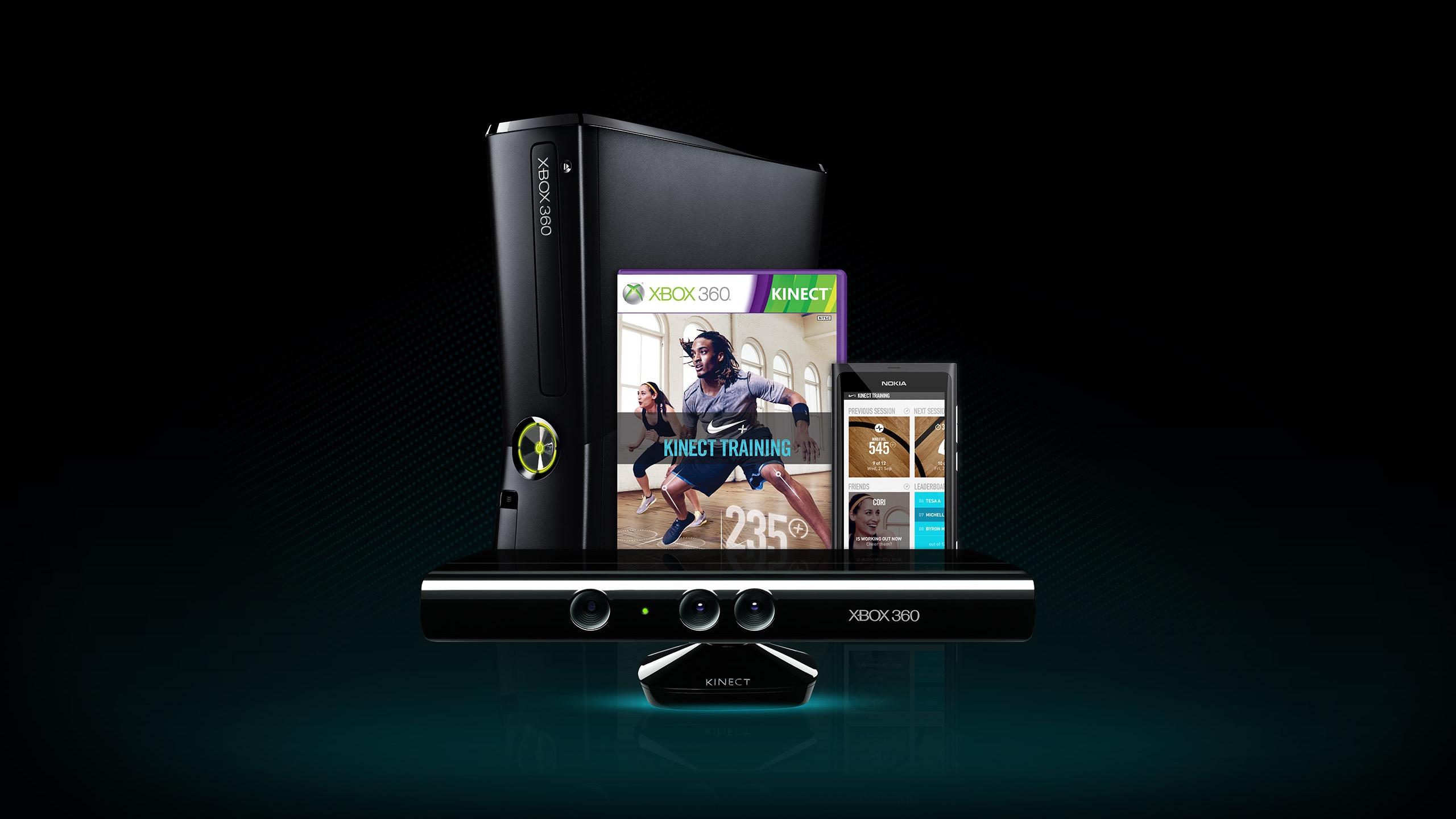 Nike+: Kinect Training