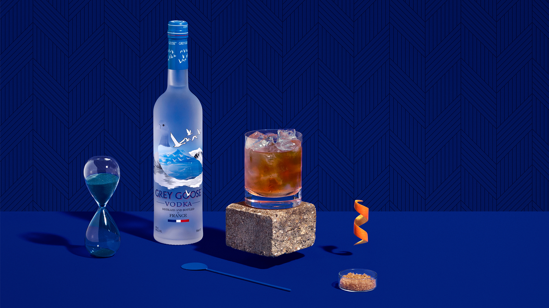 Grey Goose: The Sipping Room