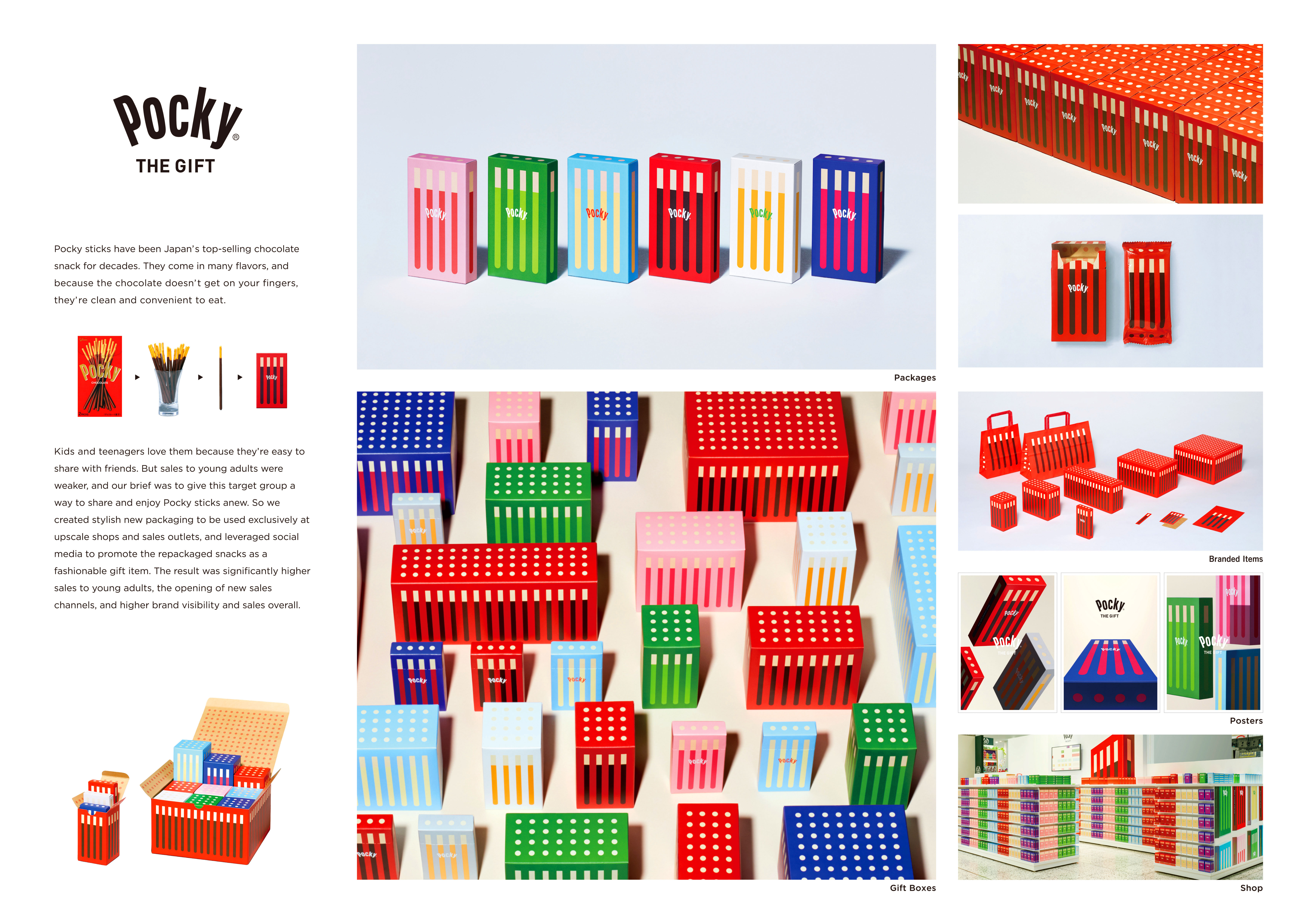 Pocky The Gift Package