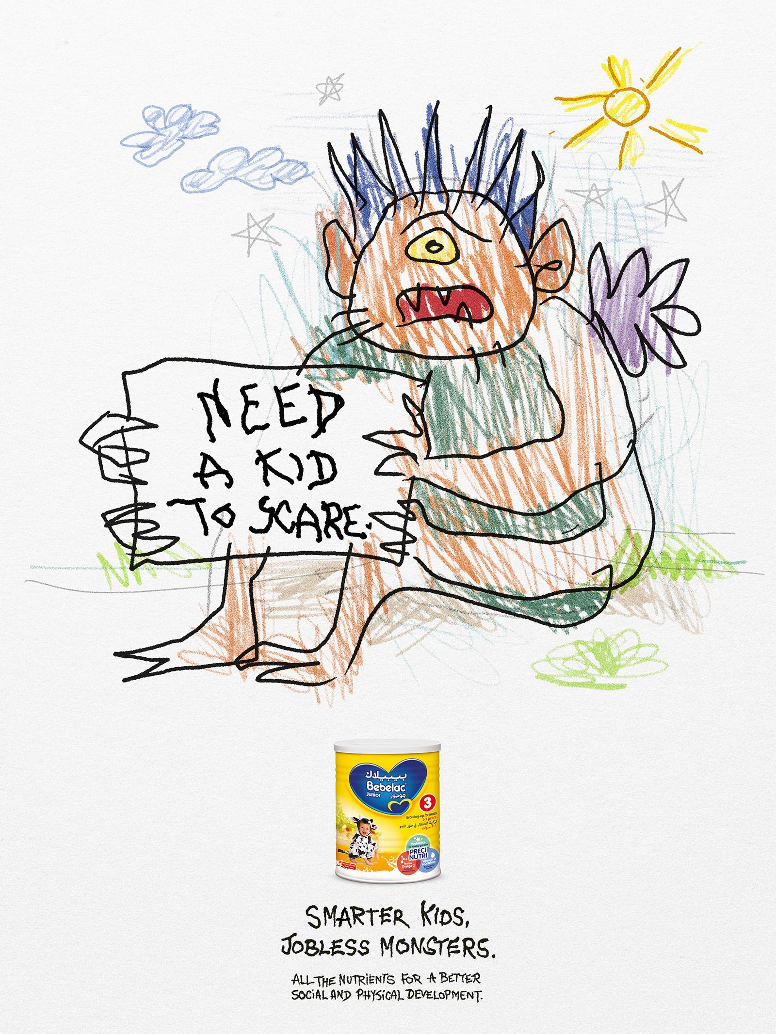 Bebelac Jobless Monsters