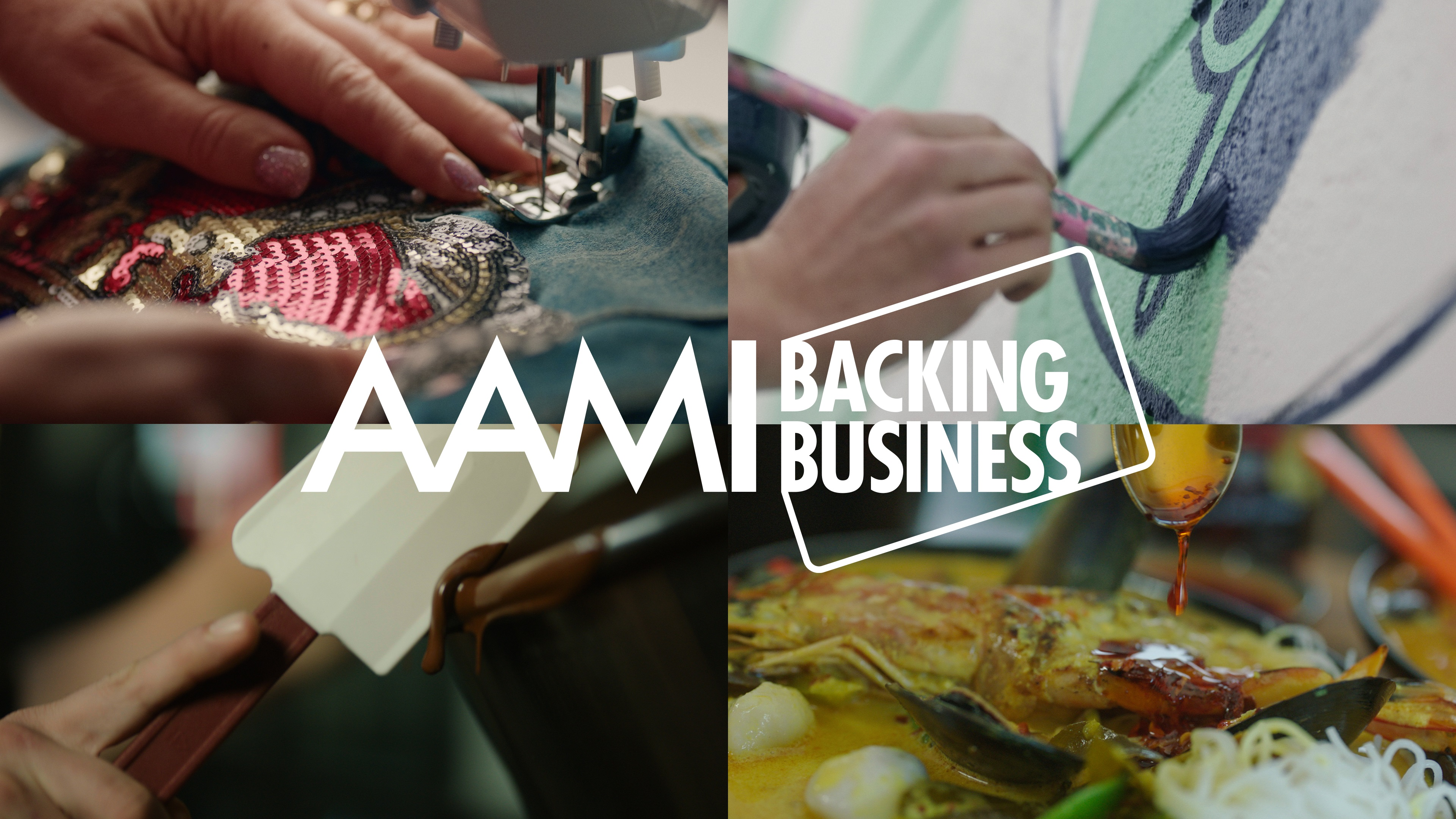 AAMI Backing Business
