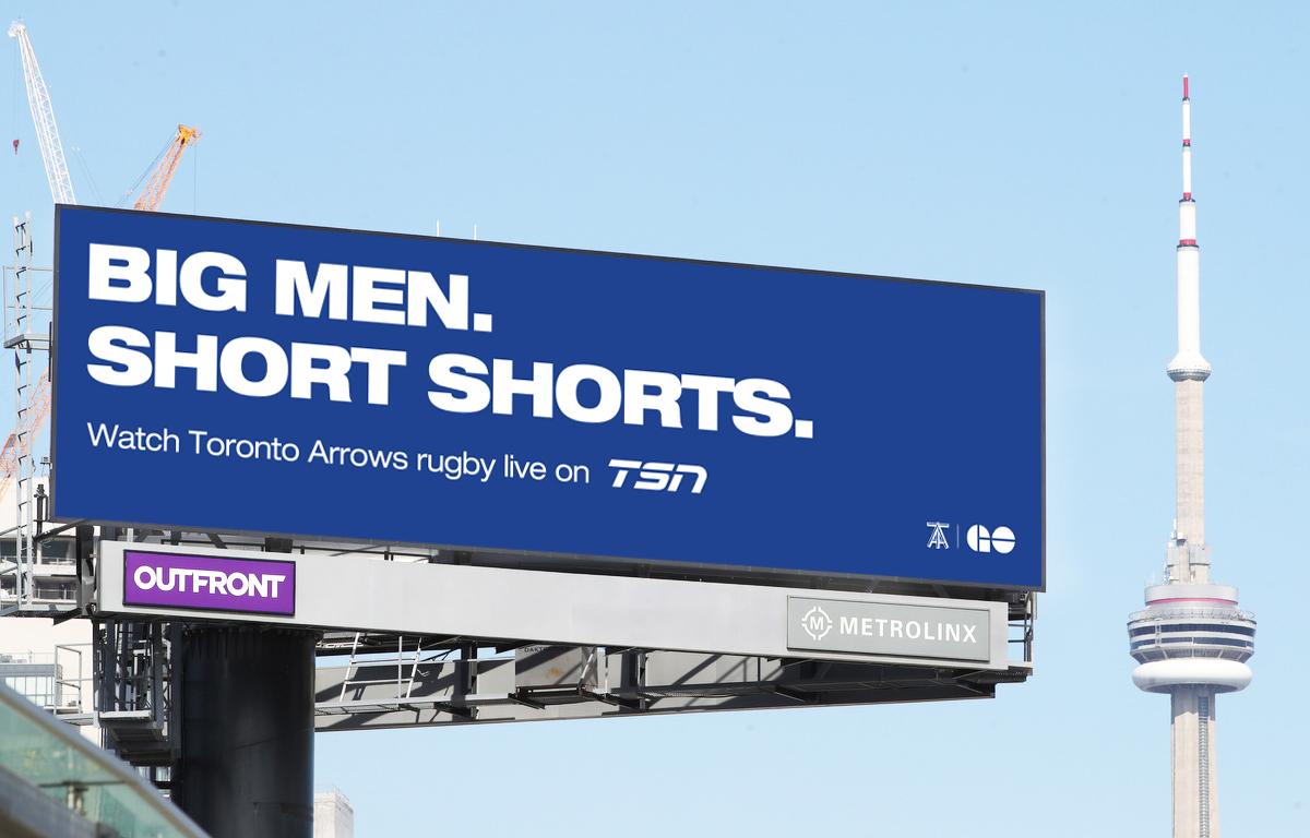 Big Men. Short Shorts.