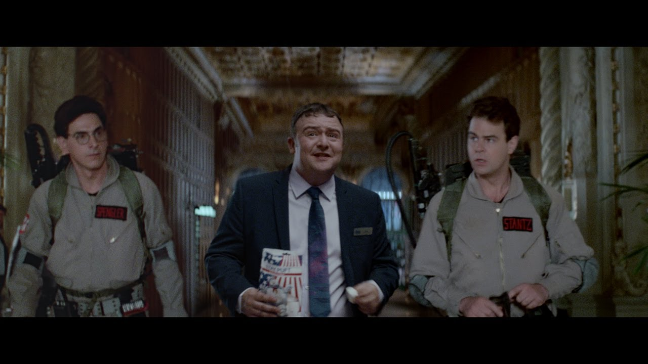 Halifax / Ghostbusters