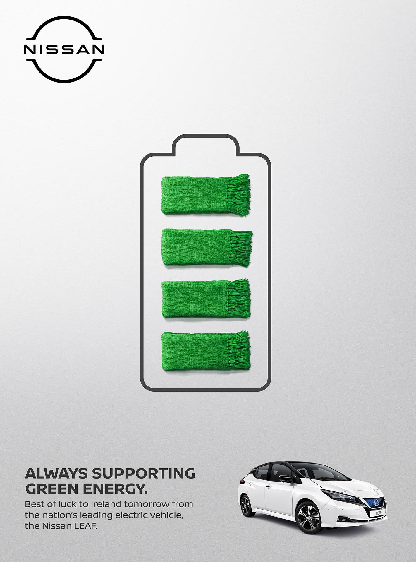 Nissan Green Energy