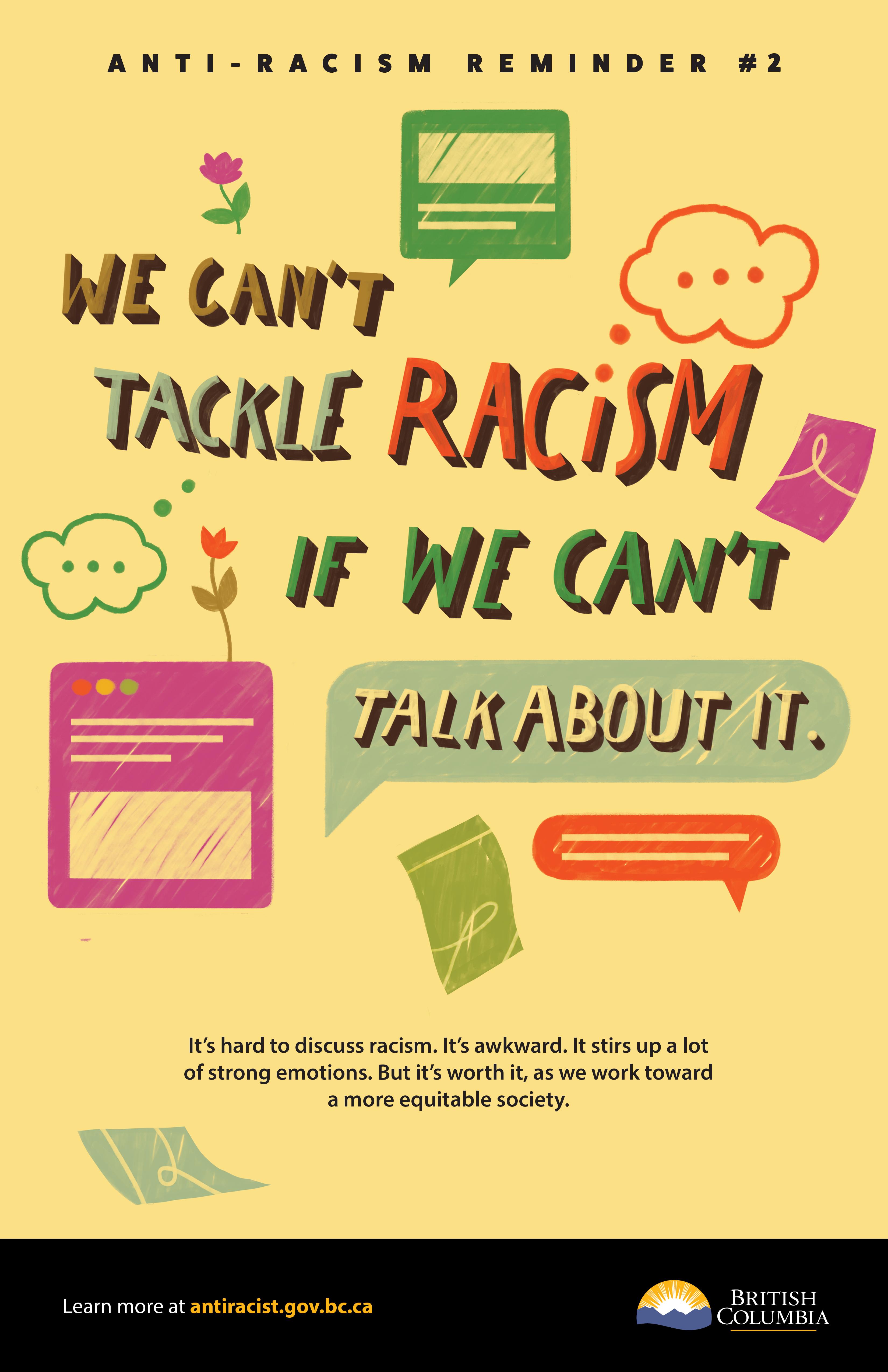 Anti-Racism Reminder #2