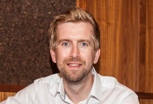 Mike Patterson portrait