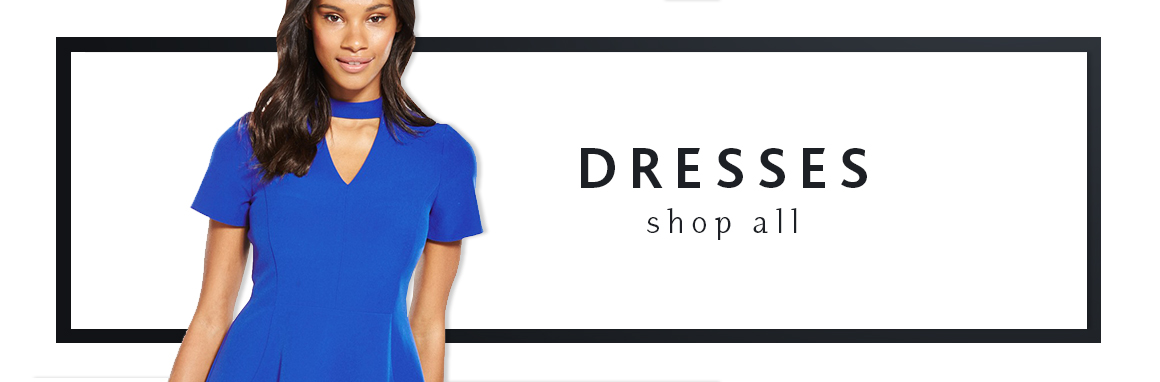Branded dresses with up to 75% Off!