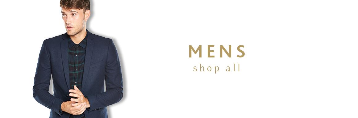 Great discounts on Menswear!