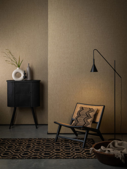 The Tribu paperweave collection by Omexco exudes sophisticated simplicity. A perfect balance of quiet luxury and understated elegance.