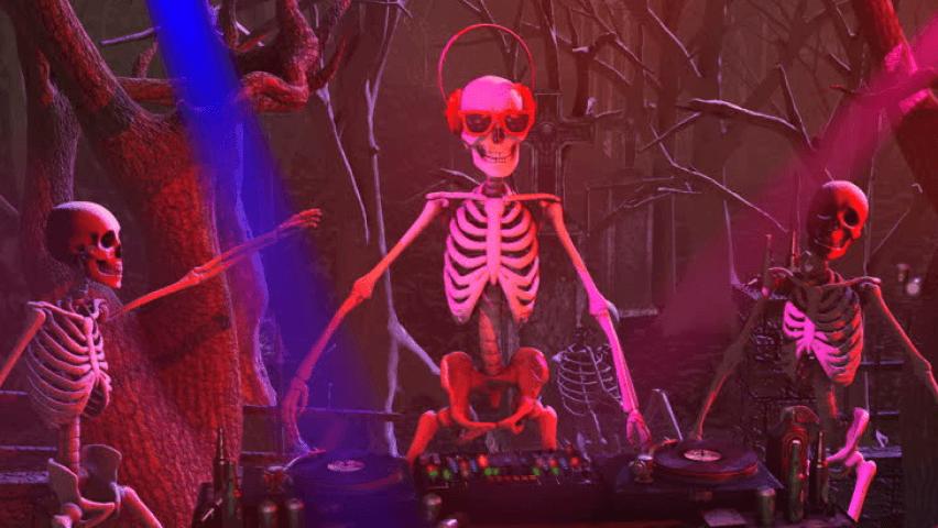 Skeleton Rave