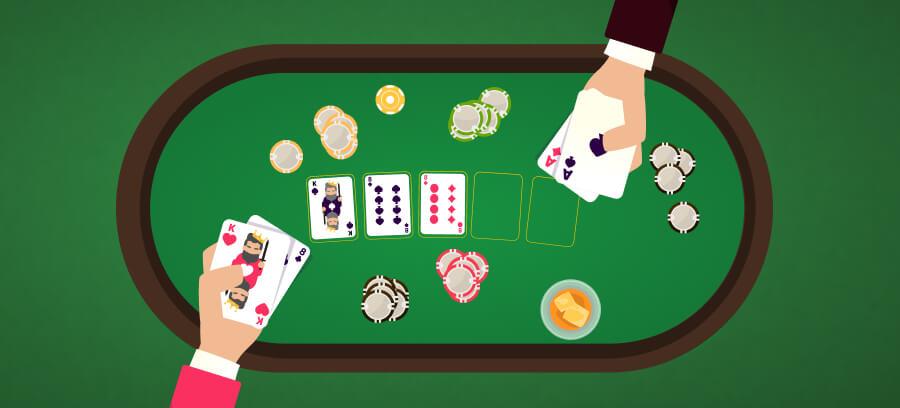 Understand basic blackjack strategy