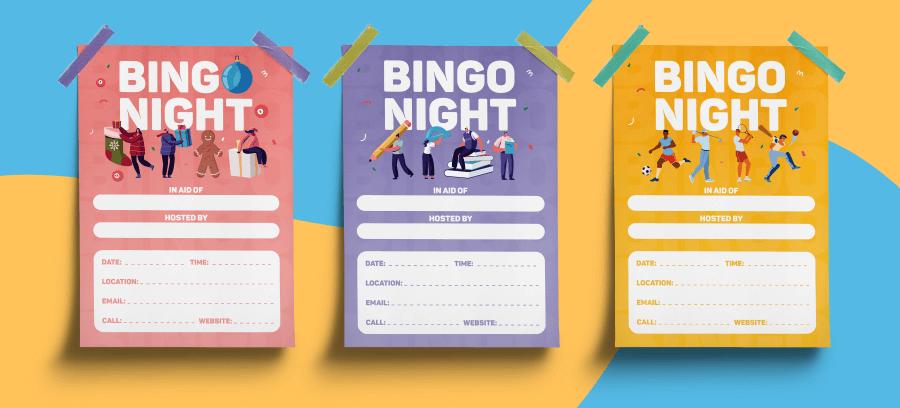Bingo Night Poster Header